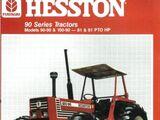 Hesston 100-90 DT