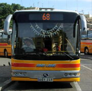 MHV Kinglong Bus 01