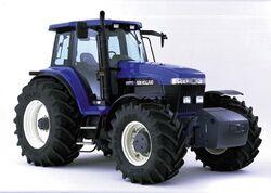 NH 8970A MFWD - 2004