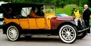 Packard Twin Six Touring 1916