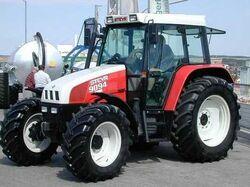 Steyr 9094 MFWD - 1999