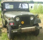'67 Jeep CJ (Auto classique Laval '10)