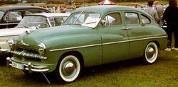 1951 Ford Vedette Fordor Sedan CRB178