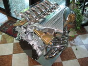 AMG Mercedes V12