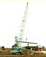 A 1980s Smith of Rodley C4050 Crawlercrane Diesel
