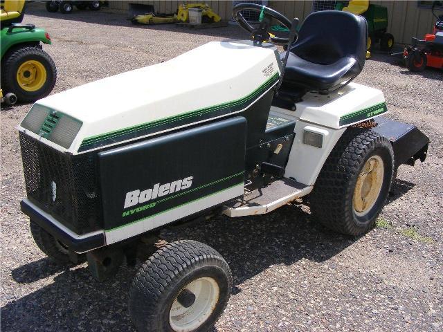 Bolens GT1800 | Tractor & Construction Plant Wiki | FANDOM powered