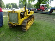 Caterpillar Twenty Two at Newby 08 - P6080180