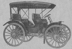 IHC 1909 Auto Buggy