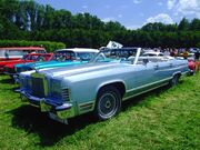 Lincoln TownCar Cartier 4doorConvertible1978 1