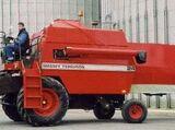Massey Ferguson 24 combine