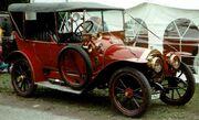 Peugeot 127 Torpedo 1910