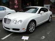 SC06 2006 Bentley Continental GT