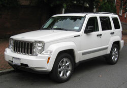 2nd Jeep Liberty .