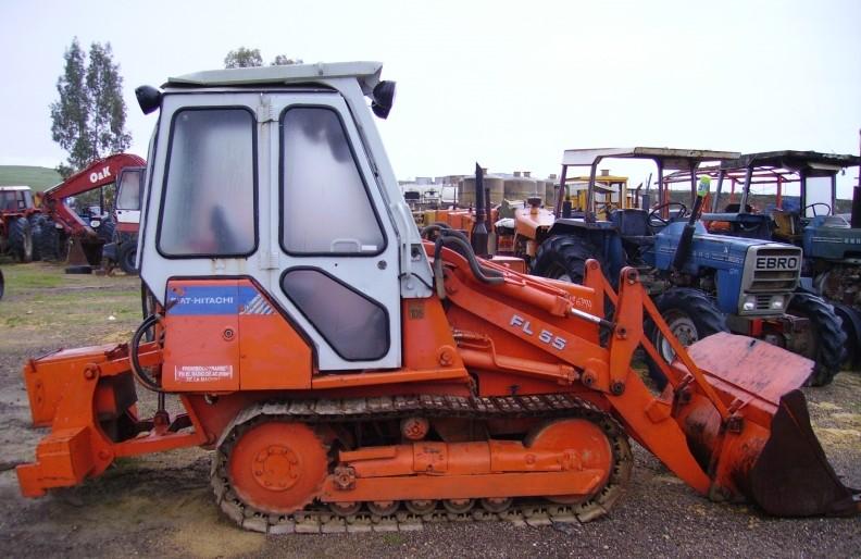 Fiat-Hitachi | Tractor & Construction Plant Wiki | FANDOM