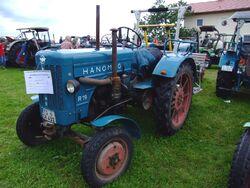 Hanomag R 19 - 1954