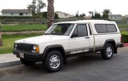 Jeep Comanche Chief