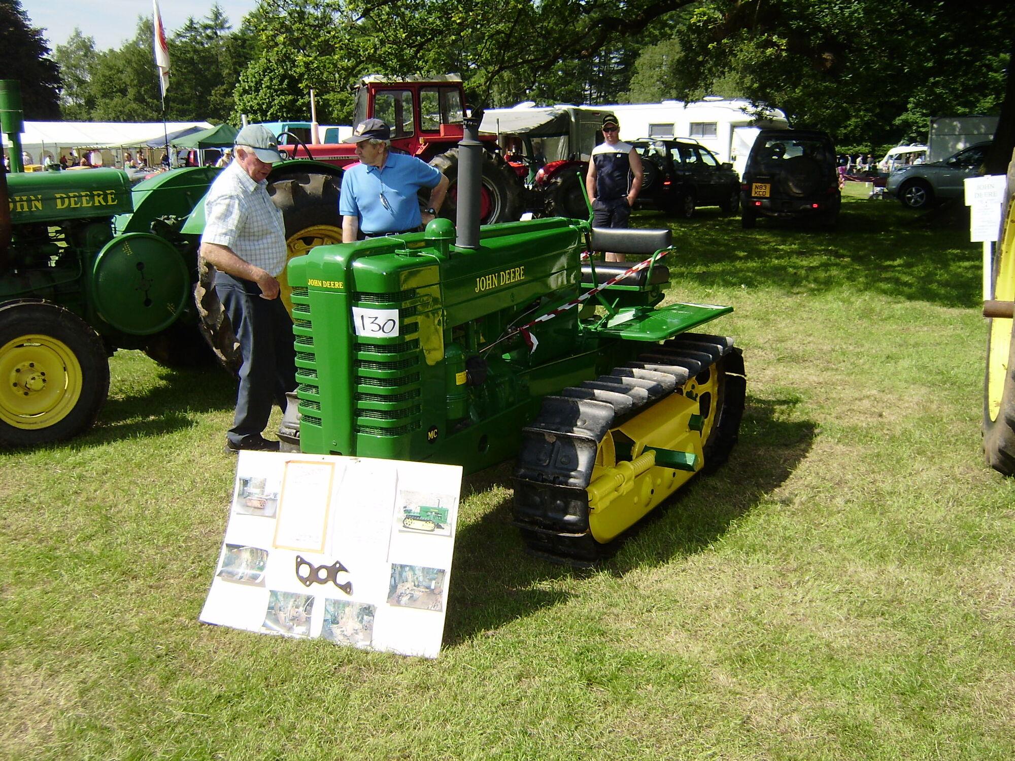 John Deere Mc Tractor Amp Construction Plant Wiki Fandom