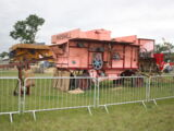 Threshing machines