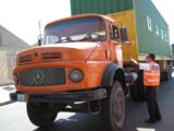Mercedes-Benz L-series truck