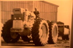 Northrop 5006 4WD Tractor Diesel