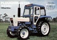 Roadless Ploughmaster 78 S MFWD brochure