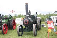 Ruston proctor no. 33189 - TE - CT 3949 at Belper 2010 - IMG 9734