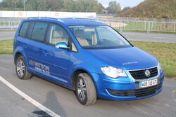 VW Touran Hy-Motion