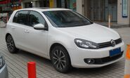Volkswagen Golf VI China 2012-05-20
