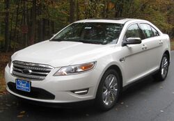 2010 Ford Taurus Limited 2 -- 10-31-2009