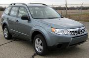 2011 Subaru Forester -- NHTSA