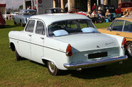 Ford Consul 204E 1960 rear