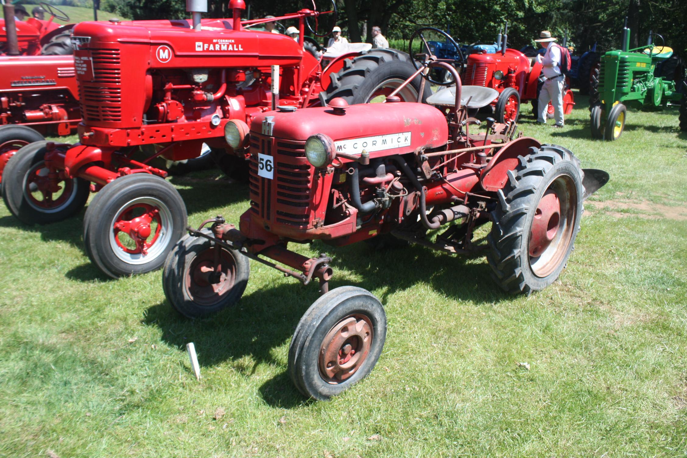 Farmall Cub | Tractor & Construction Plant Wiki | FANDOM