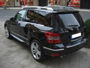 Mercedes-Benz GLK 350 4matic X204 from 2008 backleft 2008-07-18 U