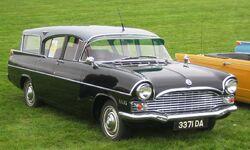 Vauxhall Velox PA estate ca 1959