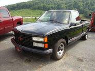 1990 454SS Truck