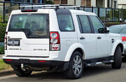 2009-2010 Land Rover Discovery 4 TDV6 SE wagon 02