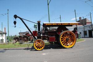 Burrell no. 3197 - RL - Old Tim - AB 8904 at BCLM 2010 - IMG 1232