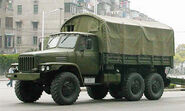 DONGFENG EQ2081 6X6 TD Armytruck
