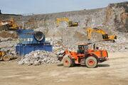 Hillhead Quarry demo area - Trommel screen - IMG 1002