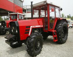 IMT 2140 MFWD - 2007