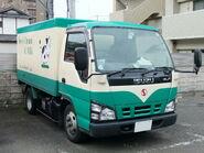 ISUZU ELF 5th generation, Later Model (Minor Change of 2004.05 model)