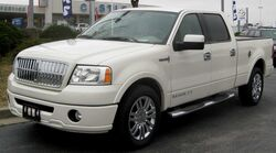 Lincoln Mark LT long bed