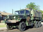 M35A2 with winch