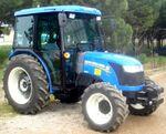 NH T480 MFWD - 2012