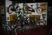 Raleigh cycles in museum - IMG 0525