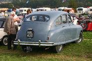 Standard Vanguard Phase IA 1952 rear