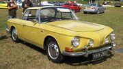 Volkswagen Karmann Ghia Typ 34 Jul 1969 1584 cc