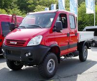 2007 Iveco Daily 4x4