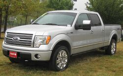2010 Ford F-150 Platinum -- 07-10-2010