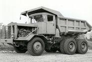 A 1970s Thornycroft Bullfinch Dumptruck